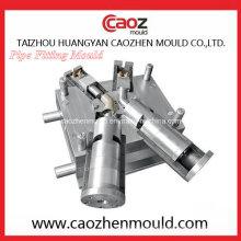 2 inyección de la cavidad del tubo de PVC moldes de ajuste