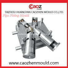 2 Cavity Injection PVC Pipe Fitting Molds