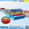 Glazed Aluminum Roofing Metal Roll Forming Machine