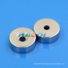 NdFeB NIB Neo Runde ndfeb Senkkopf Magnet Magnet