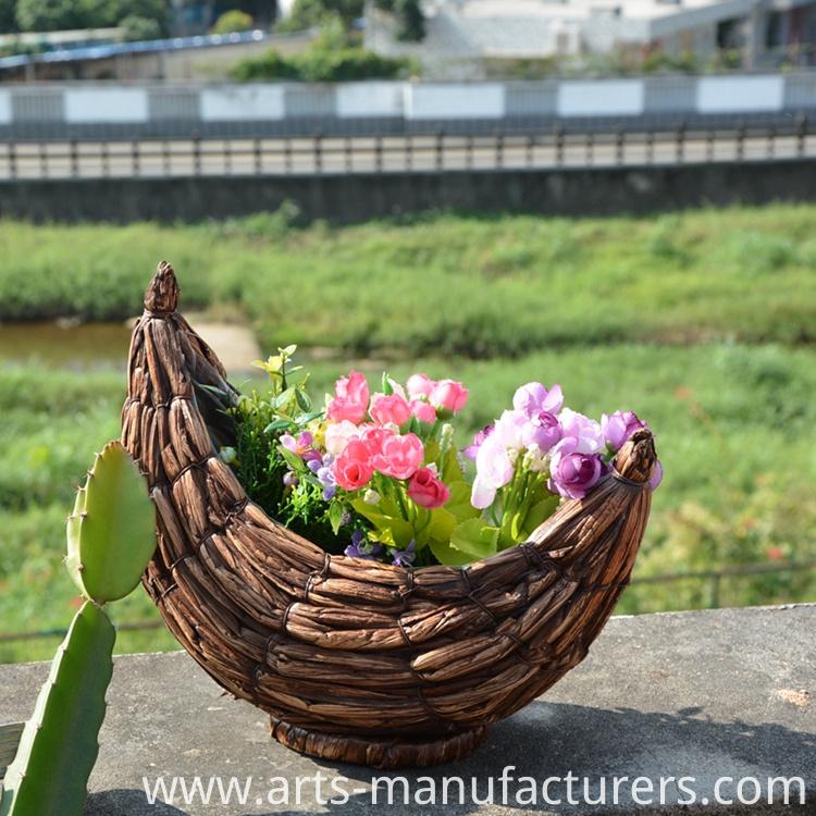 decoration flower pot