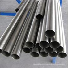 B387 ASTM tubos de molibdeno con pared fina espesor 1.0mm