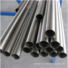 ASTM B387 Molybdenum Tubes with Thin Wall Thickness 1.0mm