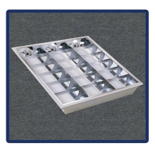 LED Panel Light, 600*600/T5/4X14W Recessed Mounted Grille Lamp