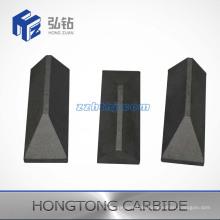 Wear Resistant Tungsten Carbide Brazed Tips