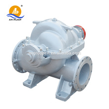 centrifugal large flow twin impeller pump