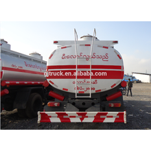 4X2 RHD LHD lecteur Dongfeng carburant camion / réservoir de carburant camion / huile camion / huile réservoir camion / camion-citerne liquide / camion-citerne chimique