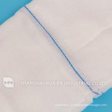 С CE FDA ISO сертифицированный 100% хлопок медицинской абдоминальной подушечки, губчатая губка
