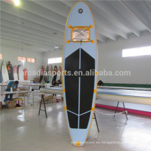 EXW Price SUP Table inflable Tablero transparente SUP Paddle Boards