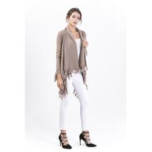 Women′s Fashion Cashmere Cardigan