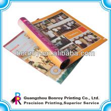 Professional Printing Erwachsene Zeitschriften mit voller Farbe