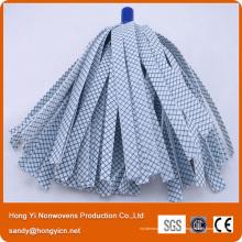 Tête de vadrouille en tissu non tissé perforé à l'aiguille de haute qualité