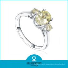 Mais novo presente 925 anel de jóias de prata em estoque (r-0566)
