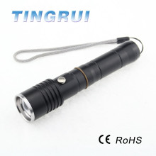 New product LED mini pocket light xml t6 led flashlight