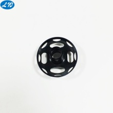 Custom Aluminium Alloy Black Anodizing Aircraft Parts