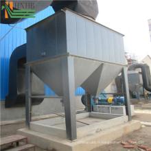 Séparateur de collecteur de poussière de cyclone de nettoyage de gaz d'échappement