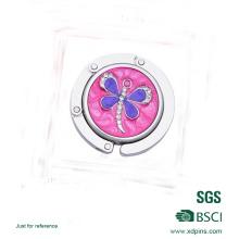 Cabide de moda para bolsa de casamento com diamante (A2-81)