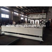 Automatische Belling Maschine für PVC-Rohr zwei Heizofen
