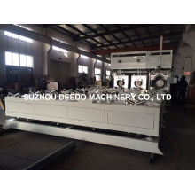 Automatic Belling Machine for PVC Pipe Two Heating Oven