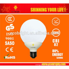 5w Super Mini globe compact fluorescent lamp 8000H CE QUALITY