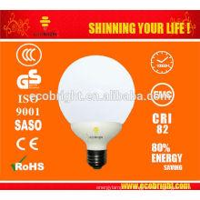 5W Super Mini глобус компактная люминесцентная лампа 8000H CE качества