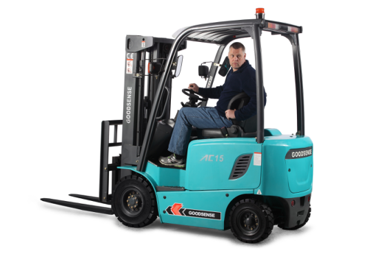 1.0 Ton Electric Forklift