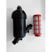 Screen Filter Y Type 120mesh Medium Plastic Filter for Irrigation
