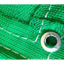 HDPE Green contruction safety net