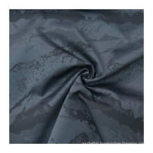 Cation Mountain fabric GRAY colour 100% polyester fabric  Lifestyle Fabric
