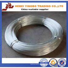 O fio preto do ferro de 18g recozeu o fio recozido macio Huihuang Empresa