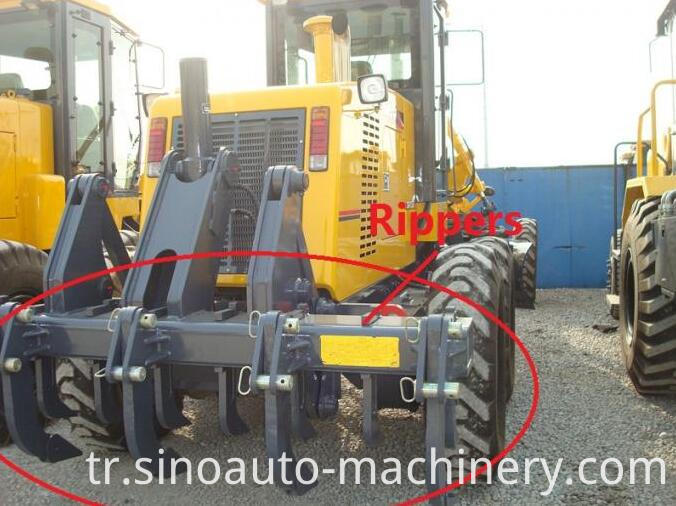 Motor Graders With CUMMINS Engine