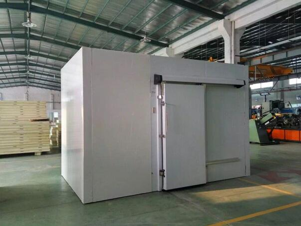meat refrigeration blast freezer