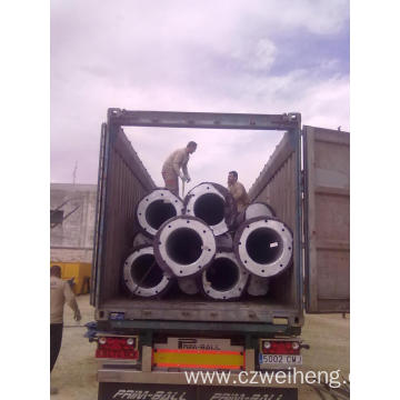 High Precision sectional Special Steel Pipe