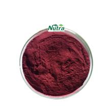 Antocianina de extrato orgânico de frutas vermelhas de Goji