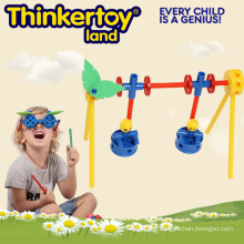 Plastic DIY Swing Infant Gift Toy