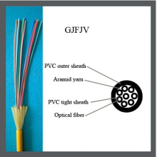 Gjfjv Indoor Duplex Zipcord Fibre Optical Cable: Gjfjv---- Fibre Optic Cable