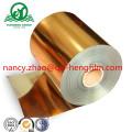 Прозрачная твердая пленка ПВХ для металлизации
