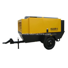 Heavy Duty Diesel Portable Air Compressor