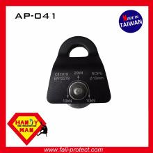 AP-041-BK Desporto ao ar livre Rodapé de alumínio giratório lateral único