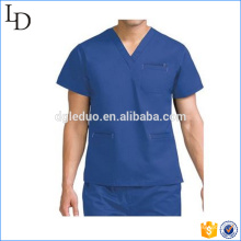 Best medical hospital scrubs for sale mens doctor uniform