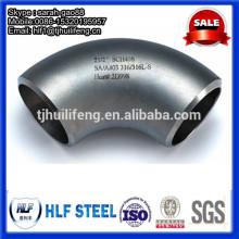 black steel pipe elbow