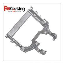 Изготовленное на заказ стальное литье по Выплавляемым моделям / Поперечная литья деталей на станке