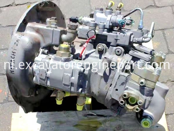 Wheel Excavator Original Hydraulic Pump 9275116 In Stock