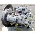 Excavadora de ruedas Hitach Bomba hidráulica original 9275116
