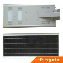 Réverbères intégrés de la puissance solaire LED 25W avec du CE RoHS