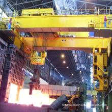 double girder electric casting overhead crane 60t