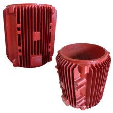 Logement adapté aux besoins du client de Shell de moteur de bâti de sable en aluminium