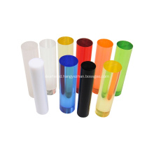 Acrylic PMMA Transparent plastic Rod