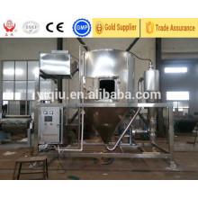 Secador / secadora por pulverización de fluoruro de potasio