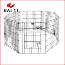 Iron Wire Mesh Fence Dog Kennels For Sale